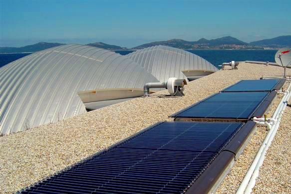 Solar Térmica - Servicios PortoSolar